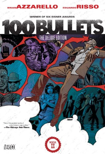 100 Bullets: The Deluxe Edition Book Two (100 Bullets Graphic Novel)