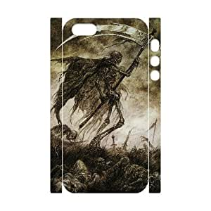 VNCASE Grim Reaper Phone Case For iPhone 5,5S [Pattern-1]