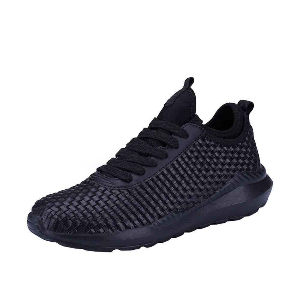 Schuhe Herren Sportschuhe Sneaker Running Wanderschuhe Outdoorschuhe Beilä ufige Bequeme atmungsaktive gesponnene Turnschuhe der Mä nner beschuht Sport-Schuhe Paar-Schuhe