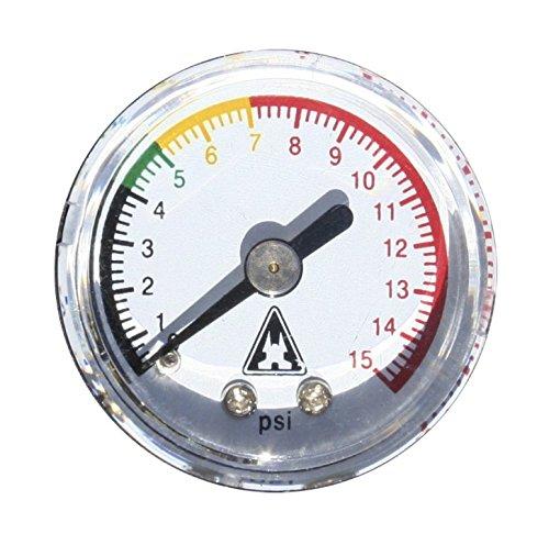 Advanced Elements Elementos avanzada Bomba de doble acci/ón con man/ómetro