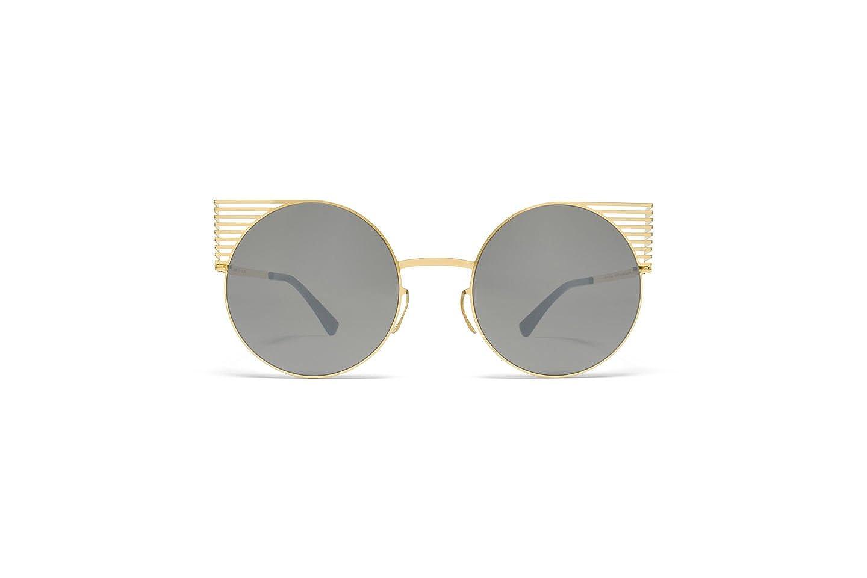 Mykita - Gafas de sol - para mujer dorado dorado: Amazon.es ...