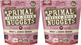 Primal Pet Foods Freeze-Dried Canine Turkey and Sardine Formula, (Pack of 2, 14 Oz)