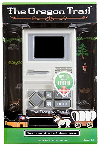 The Oregon Trail Handheld Game Mountain Wagon