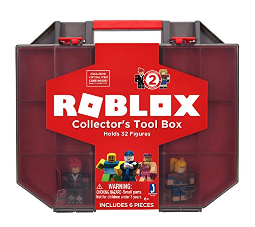 Red Box Tools - Roblox Collector's Tool Box