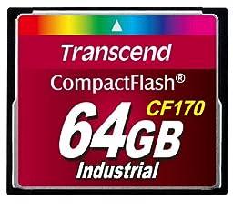 CF170 64 GB CompactFlash (CF) Card