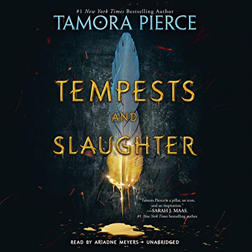 Tempests and Slaughter: The Numair Chronicles, Book 1 cover