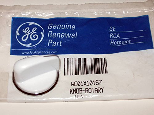 Clothes Dryer Rotary Knob (General Electric GENERAL ELECTRIC WE01X10167 DRYER ROTARY KNOB)