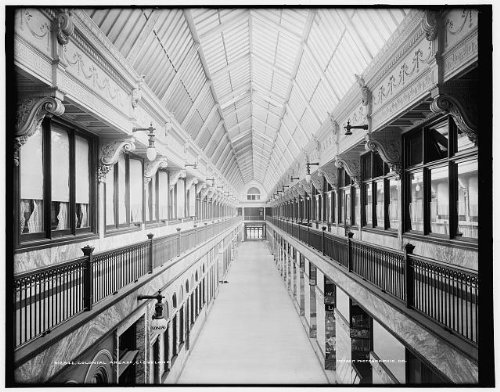 Photo: Colonial Arcade,interiors,shopping - Cleveland Shopping Oh