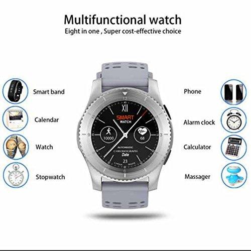 Smartwatch Relojes Deportivo Relojes Inteligentes,Podómetro ...