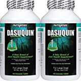 Nutramax Dasuquin Chewable Tablets for Large Dogs 300ct (2 x 150ct)