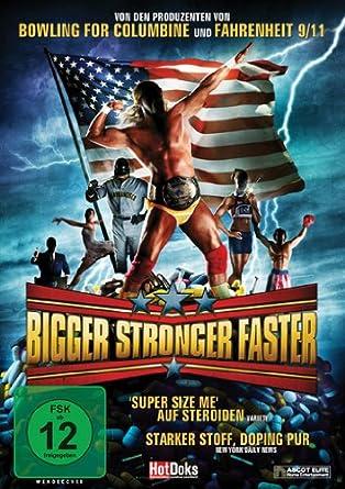 Resultado de imagen para Bigger, Stronger, Faster
