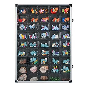 Vitrine Pour 40 Miniatures Ref 5877 Amazonfr Cuisine Maison