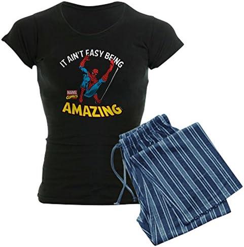 CafePress Spider-Man Amazing Pajamas Womens PJs