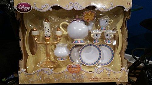 Disney - Belle Enchanting ''Be Our Guest'' Tea Set -