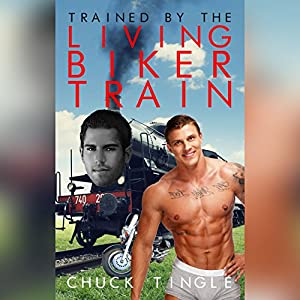 Trained by the Living Biker Train Audiobook