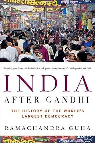 India After Gandhi: The History Of The World's Largest Democracy por Ramachandra Guha Gratis