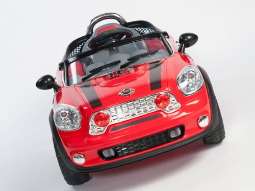 Ride On Car Power Wheel Kids W/ MP3 Remote Power Control RC RED Big Motors New Upgraded With 2 Motors & 6V 10Ah Battery 2013 MODEL