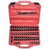 TG888 Bush Bearing Seal Driver Set Install Removal Tool Slide Hammer Puller Kit 52Pcs