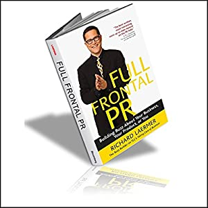 Full Frontal PR Audiobook