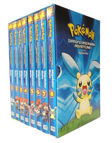 Pokémon Diamond and Pearl Adventure! Box Set (Pokemon) by VIZ Media, LLC (Image #2)