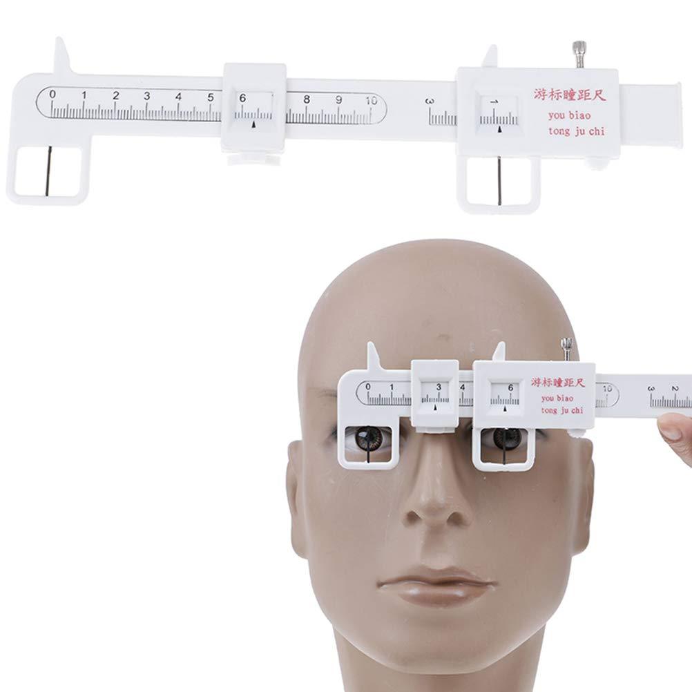 Sightui 1X Measure Optical Vernier PD Ruler Pupil Distance Meter Eye Ophthalmic Tool