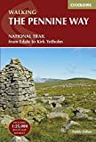 The Pennine Way: National Trail From Edale to Kirk Yetholm (Includes separate OS map booklet) (Cicerone Walking Guides)