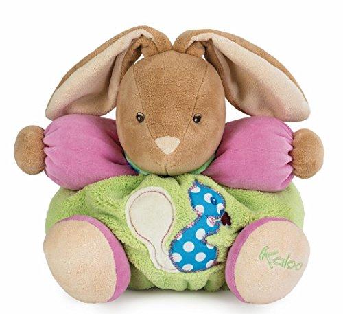(Kaloo Colors Medium Rabbit with Squirrel Applique)
