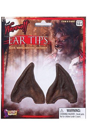 Forum Novelties 51805 Men's Pointed Ears Accessory -