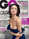 GQ Mexico Magazine (Feb 2012) Adriana Lima - Fitness Special