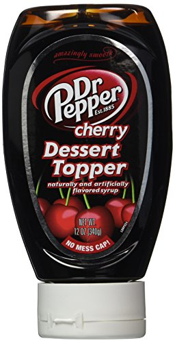 (Dr. Pepper Dessert Topping 12 Oz Bottle)