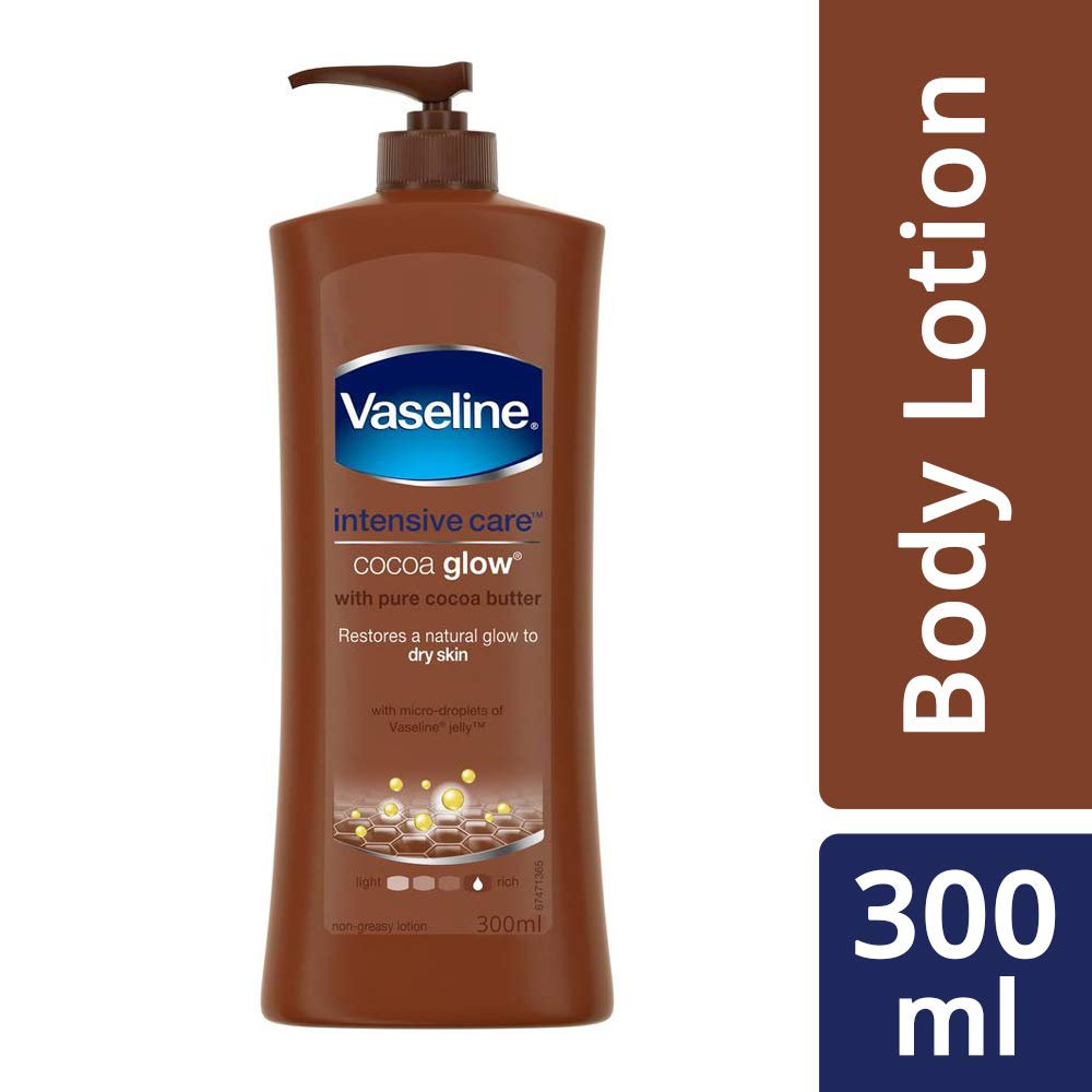 87d479507 Buy Vaseline Intensive Care Cocoa Glow Body Lotion
