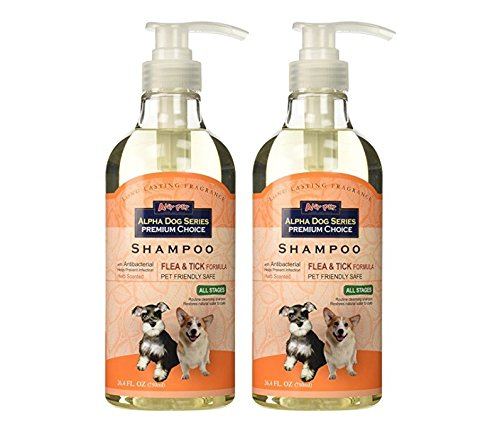 Alpha Dog Series Flea & Tick Formula Shampoo