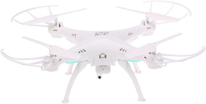 Opinión sobre GoolRC L15W Drone con Cámara 0.3MP Wifi FPV Transmisor 2.4G 4 Canales 6 -Ejes Gyro 360° Flip Vuelto-una tecla Mantenimiento de Altitud