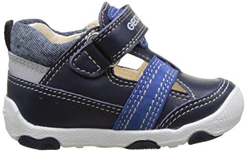 Geox B New Balu' Boy B, Botines de Senderismo para Bebés Azul (Navy/royalc4226)
