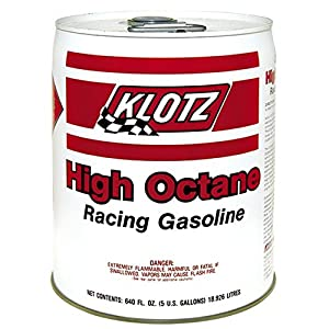 Klotz 118 Octane Race Gas