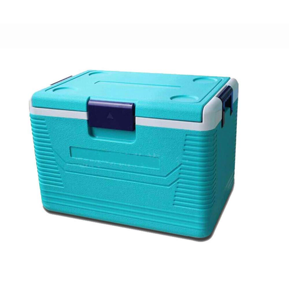 Ambiguity Kühlboxen,58L Isolierung Box medizinische Impfstoff Blut Kühlschrank