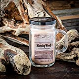 The Candle Daddy Morning Wood Cedarwood Vanilla
