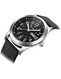 Amazon.com: Luminous - 30mm to 34mm / Wrist Watches / Watches: Clothing, Shoes & Jewelry