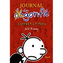 Journal d'un dégonflé, t.01 et t.02 [2 volumes]: Carnet de bord de Greg /
