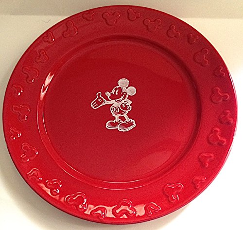 - Disney Parks Red with White Mickey Mouse Sketch 11