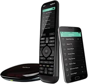 Logitech 915-000258 Harmony Elite Advanced Universal Remote
