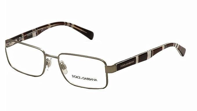 0d0e20352281 Dolce   Gabbana Eyeglasses D G 1238P 1238 P 1236 Matte Gunmetal Optical  Frame 54mm