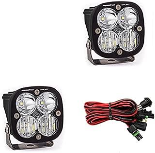 product image for Baja Designs Squadron Sport Pair UTV LED Light Driving Combo Pattern