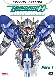 Mobile Suit Gundam 00: Season 2, Part 1 (Special Edition)