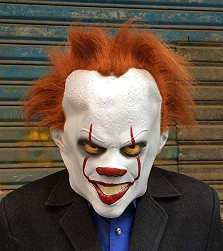 Hiswill 2017 Stephen King s It Pennywise Disfraz de Cosplay para ...