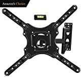 35 in led tv - Fancy Buying TV Wall Mount Monitor Wall Bracket with Swivel and Articulating Tilt Arm, Fits 26 32 35 37 40 42 47 50 55 Inch LCD LED OLED Flat Screens up to 66 lbs Flat Screen TVs