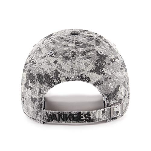 Digital Gray 47 Yankees Camo marca Ripstop Ny Cape Phalanx xCn0qCw4