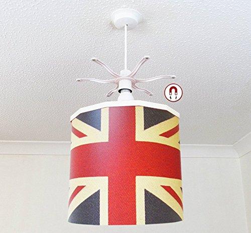 Union Jack Pendant Light Shade