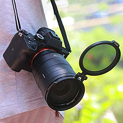 lzndeal ND Filter Quick Switch Bracket Rapid Lens Ring Camera Filter Mount Stand