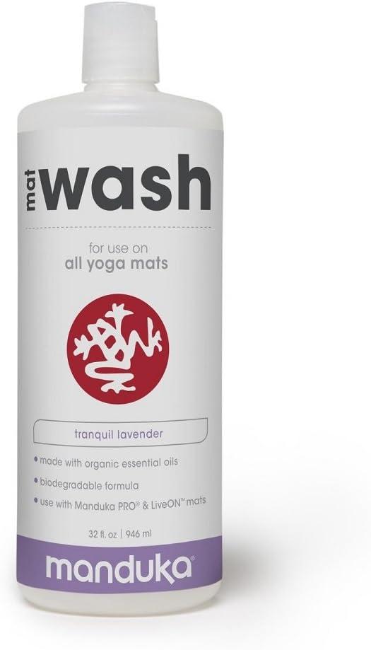 Manduka Organic Yoga Mat Cleaner, Multi Size, Multi Scent